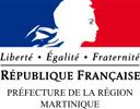 Logo partenaire République Française Préfecture de la Région Martinique