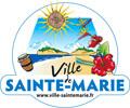 Logo partenaire Ville de Sainte-Marie
